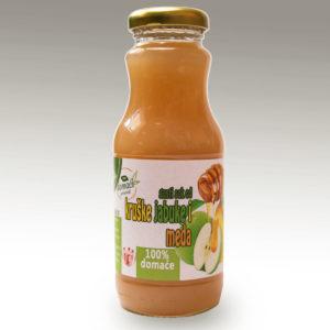 domaci gusti sok od kruske jabuke i meda